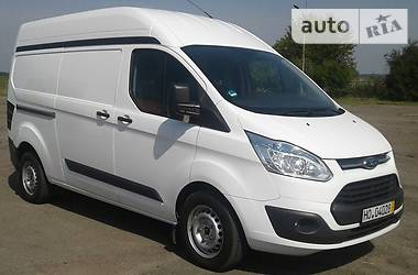 Ford Transit Custom L2H2  2013