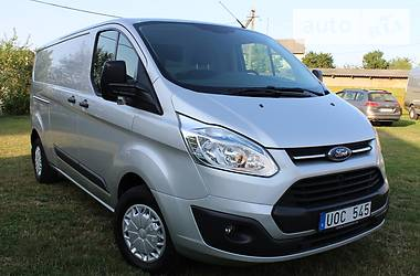 Ford Transit Custom LONG/92KW 2014