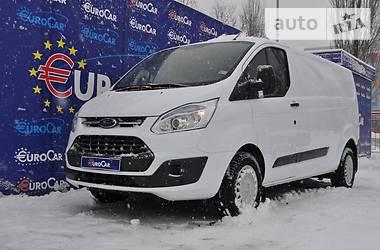 Ford Transit Custom 115 kW  2013