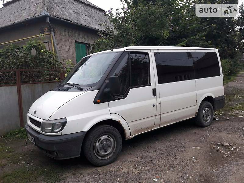 Ford Transit груз.-пасс.