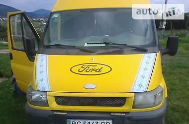 Ford Transit груз.  2004