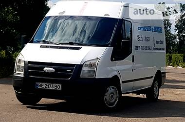 Ford Transit груз. restyle 2006