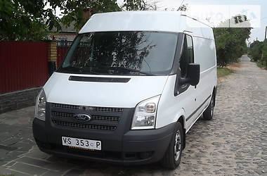 Ford Transit груз. LONG  CLIMA 92 KWT 2013