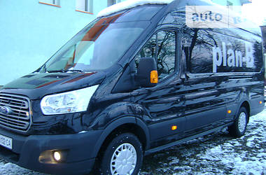 Ford Transit груз. MAХI TREND 2016