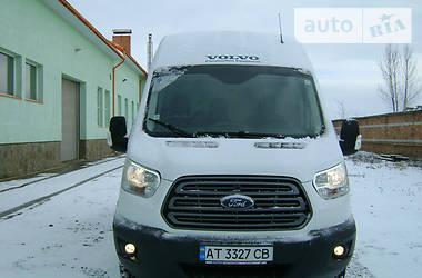 Ford Transit груз.  220V 2016