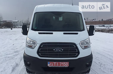 Ford Transit груз. Long  114kw 2014