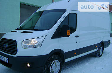 Ford Transit груз. TREND MAKCI 2016