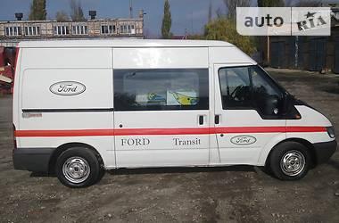 Ford Transit груз.  2001