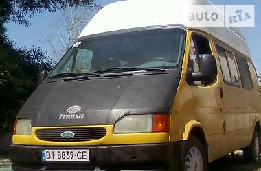 Ford Transit пасс. 8 мест 1996