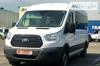 Ford Transit пасс. T 350 na 15 mest 2018