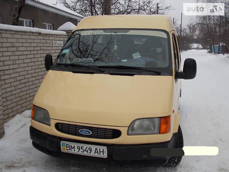 Ford Transit пасс.