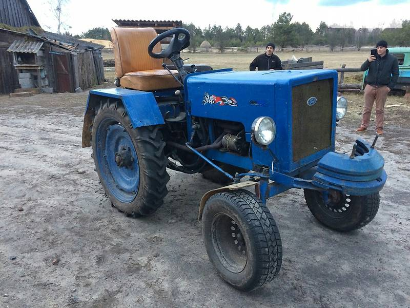 Ford TW