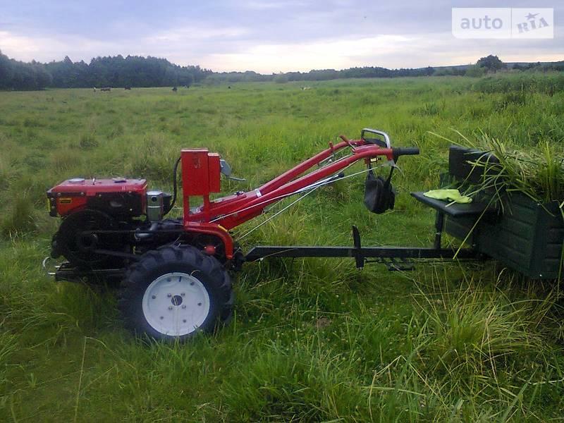 Продам активную фрезу к мотоблоку: 140 $ - Сельхозтехника.