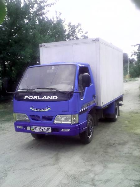 Foton Forland 2004 года
