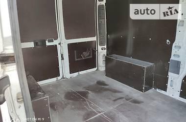 Характеристики Peugeot Boxer груз. Фургон