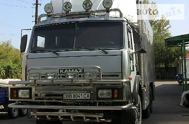 Ціни КамАЗ Фургон