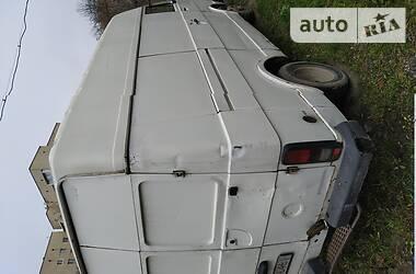 Характеристики Volkswagen LT груз. Фургон