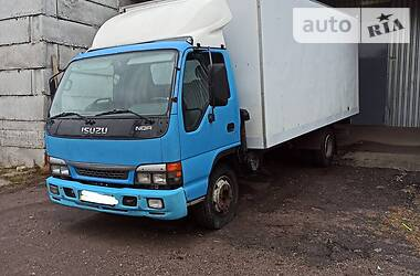 Ціни Isuzu NQR Фургон