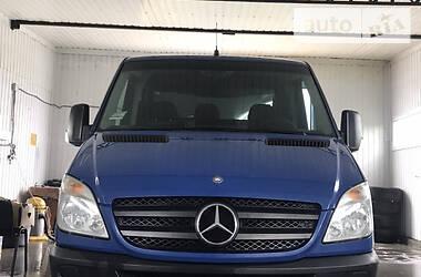 Характеристики Mercedes-Benz Sprinter 313 груз. Фургон
