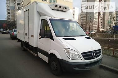 Характеристики Mercedes-Benz Sprinter 516 груз. Фургон
