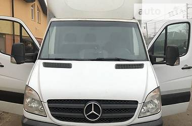 Характеристики Mercedes-Benz Sprinter 519 груз. Фургон