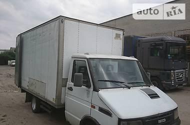 Ціни Iveco TurboDaily груз. Фургон