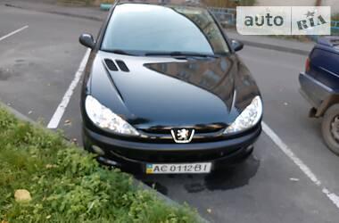 Ціни Peugeot 206 Газ / Бензин