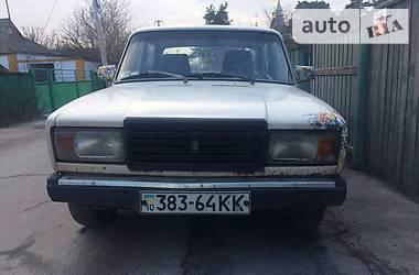 Цены ВАЗ 2107 Газ / Бензин