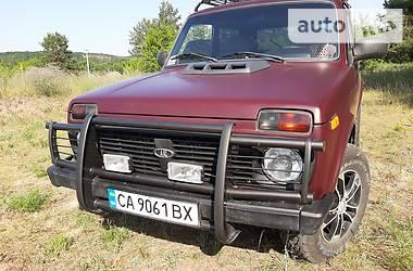 Ціни ВАЗ 21214 Газ / Бензин
