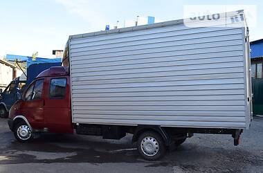 Цены ГАЗ 2705 Газель Газ / Бензин