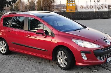 Цены Peugeot 308 SW Газ / Бензин