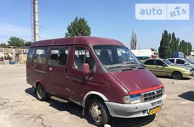 Цены ГАЗ 322132 Газ / Бензин