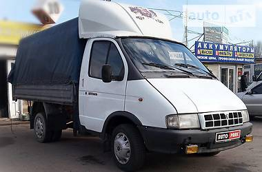 Цены ГАЗ 33021 Газель Газ / Бензин