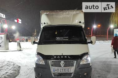 Цены ГАЗ 330214 Газель Газ / Бензин