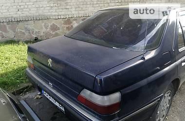 Ціни Peugeot 605 Газ / Бензин