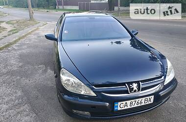 Ціни Peugeot 607 Газ / Бензин