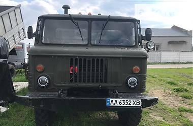 Цены ГАЗ 66 Газ / Бензин