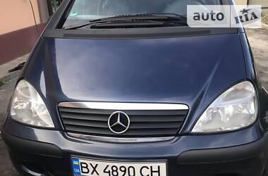 Ціни Mercedes-Benz A 140 Газ / Бензин