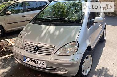 Цены Mercedes-Benz A 140 Газ / Бензин