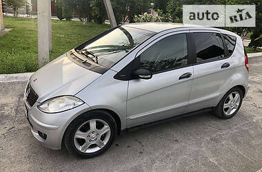 Цены Mercedes-Benz A 150 Газ / Бензин