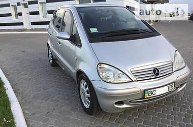 Цены Mercedes-Benz A 160 Газ / Бензин