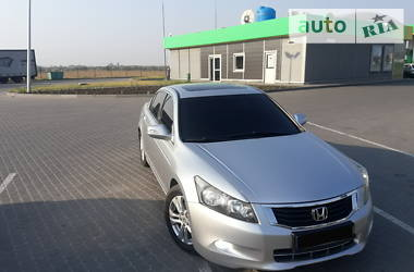 Цены Honda Accord Газ/бензин