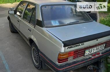 Цены Opel Ascona Газ / Бензин