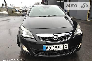 Цены Opel Astra J Газ / Бензин