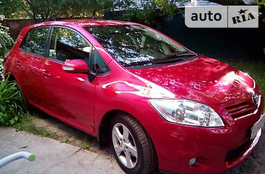 Цены Toyota Auris Газ/бензин