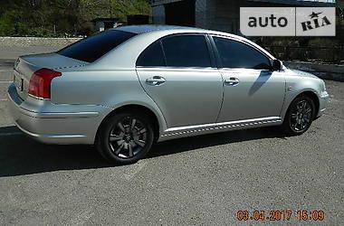Цены Toyota Avensis Газ/бензин