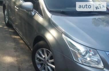 Цены Toyota Avensis Газ / Бензин