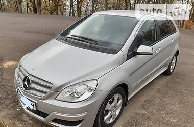 Ціни Mercedes-Benz B 170 Газ / Бензин