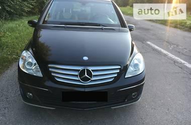 Цены Mercedes-Benz B 170 Газ / Бензин