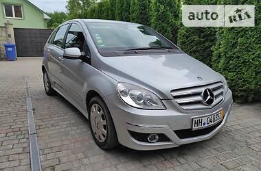 Цены Mercedes-Benz B 180 Газ / Бензин